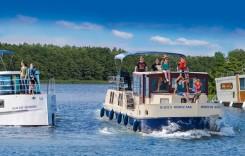 Cu barca pe… râurile și canalele Europei