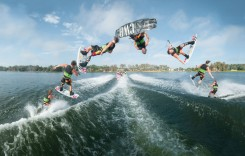 Wakeboarding, un mix incitant