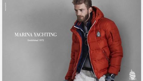 Marina Yachting a lansat noua colecţie toamnă-iarnă, alături de Horia Tecău