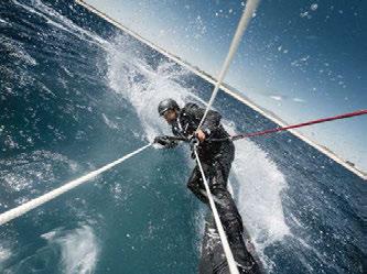 Un yacht pentru Hugo Boss