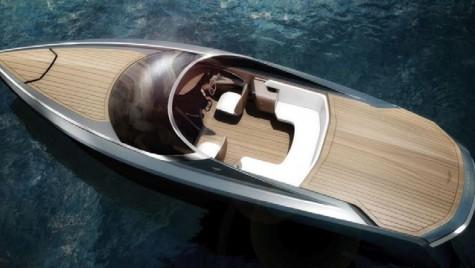 Aston Martin încearcă marea cu… AM37