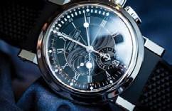 Ediție aniversară Breguet Marine Chronographe
