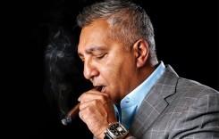 Rocky Patel, creatorul trabucurilor premium cu acelaşi nume, şi-a întâlnit consumatorii români