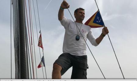 Primul yachtman român care ia startul în traversarea solitară a Oceanului Atlantic