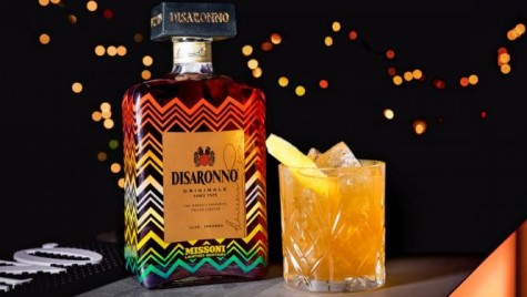 Disaronno Wears Missoni