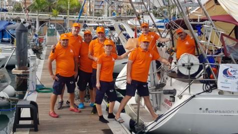Victorie românească în Atlantic Rally for Cruisers