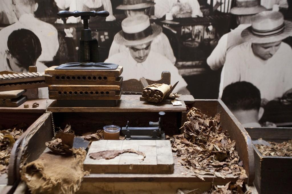 cigar-museum, Ybor City, Tampa, Florida