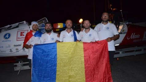 Atlantic 4: primii români care au cucerit Atlanticul în 38 de zile