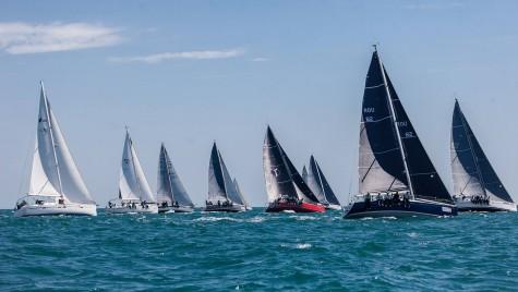 Start în Setsail Black Sea Regatta