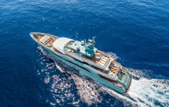 Superyachtul Latona: dotări la superlativ