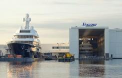 Exclusiv: proiectul de superyacht al lui Feadship, gata de lansare