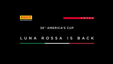 Pirelli și Prada susțin împreună echipa Luna  Rossa în Cupa America