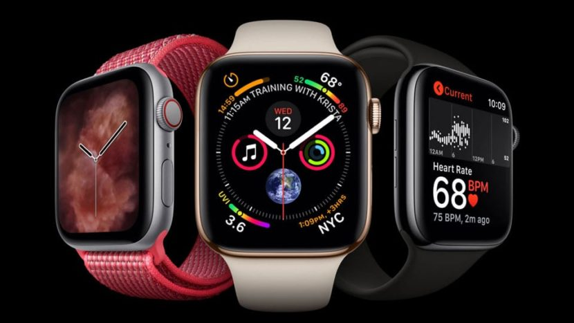 Apple Watch Seria 4