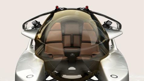 Project Neptune – dezvoltat de Aston Martin și Triton Submarines