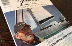 """Yacht Expert – Numărul 47 cu brățară """"Constantin Nautics"""" – cadou"""