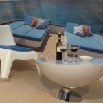 SFERA o nouă masă de salon și cockpit