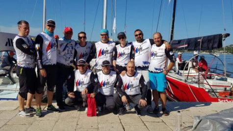 Irony urcă 5 poziții după prima zi de curse in-shore în cadrul D-Marin ORC World Championship