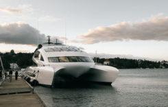 Yachtul Porsche Design Royal Falcon One realizat în Suedia