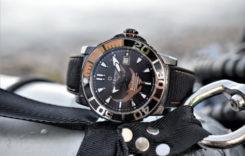 Black Manta Special Edition- ceas plonjor pentru scufundări