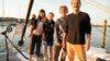 Un catamaran cu legături românești pentru Greta Thunberg