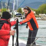 Practica de sailing