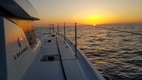 Ești dornic de aventură și de petrecerea cât mai multor zile la bord, fără să pui piciorul pe uscat? Atunci un delivery este exact pentru tine.