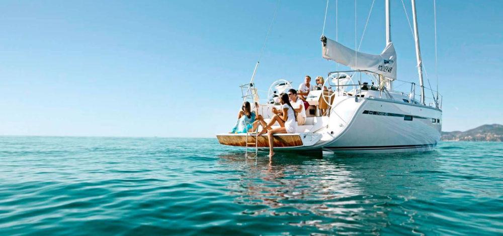 Sailingul este cel mai sigur mod de a petrece vacanța