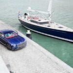 Designul interior al unui yacht Contest 59 CS inspirat de Bentley